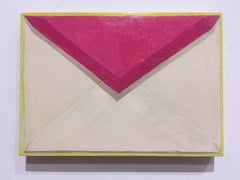 Envelope with Pink
