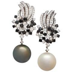 Pearl More Earrings