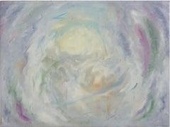 """The Journey - Anti-matter"" - Mid Century Figurative Abstract"