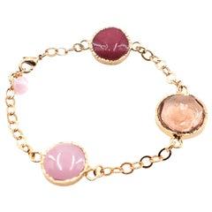 MARGUERITE DE VALOIS Cabochons Bracelet