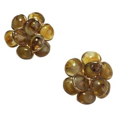 MARGUERITE DE VALOIS Clip-on Earrings