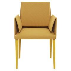 Marì 2015 Yellow Chair by Luigi Baroli