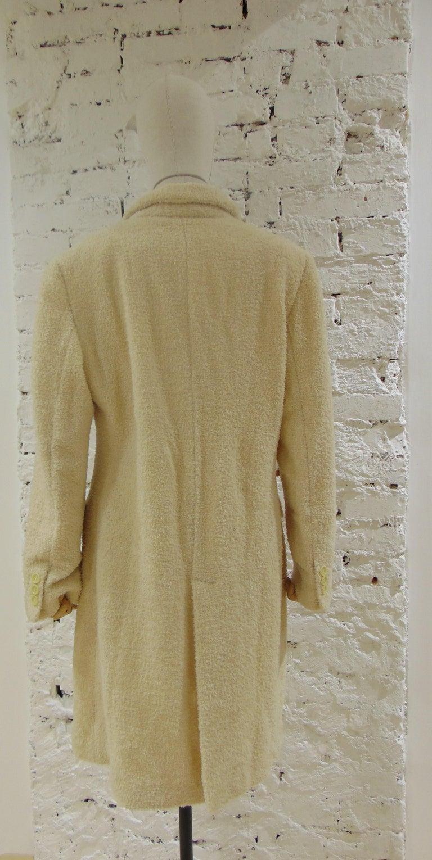 Mari Beije Wool Coat For Sale 1