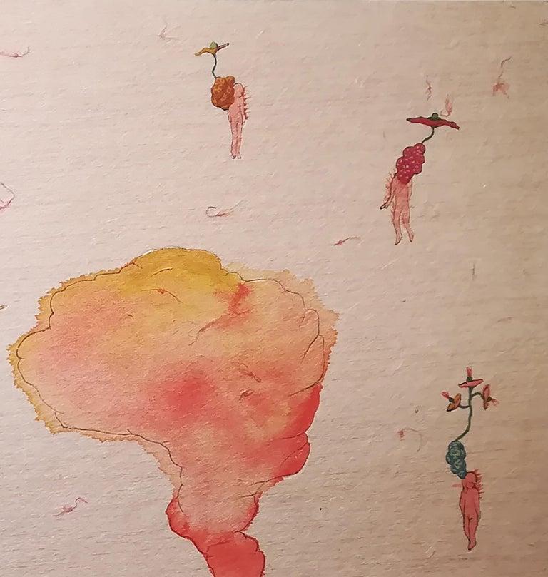En La Confusión - 21st Century, Contemporary, Figurative Painting, Japanese Art 4