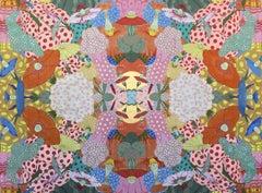 Ritmo Del Nacimiento - 21st Century, Contemporary, Figurative Painting, Japanese