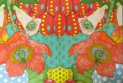 Ritmo Feliz #5 - 21st Century, Contemporary, Figurative Painting, Japanese Art
