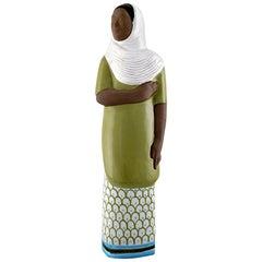 Mari Simmulson Figure, Ceramics, Upsala-Ekeby, Indonesian Woman