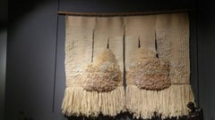 Intermezzo original contemporary tapestry