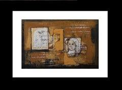 music original expressionist acrylic painting