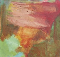Wild And Full Of Summer 3, Maria Pierides, Original Abstract Painting For Sale