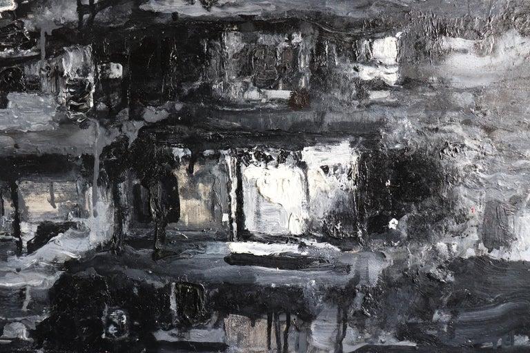 Coast - Painting by Maria Raycheva