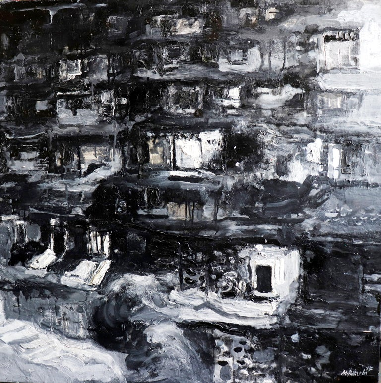 Maria Raycheva Landscape Painting - Coast
