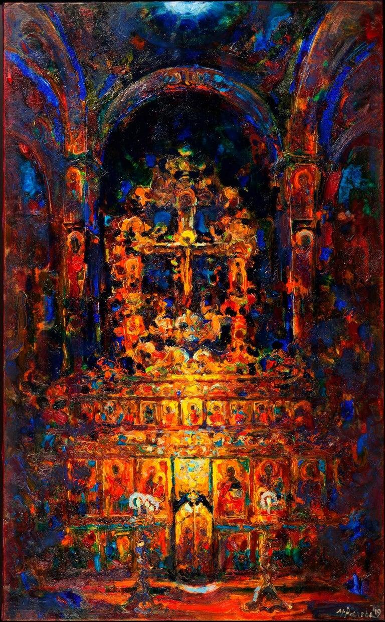 Maria Raycheva Interior Painting - Easter