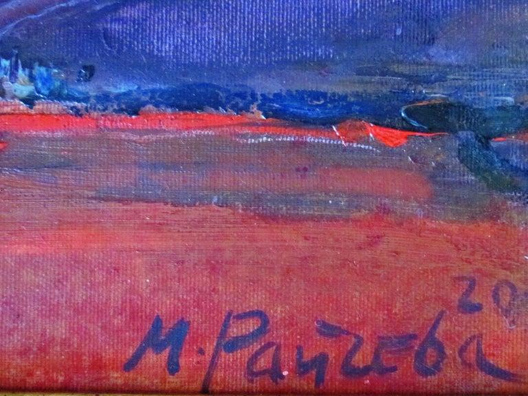 El Malekon - Impressionist Painting by Maria Raycheva