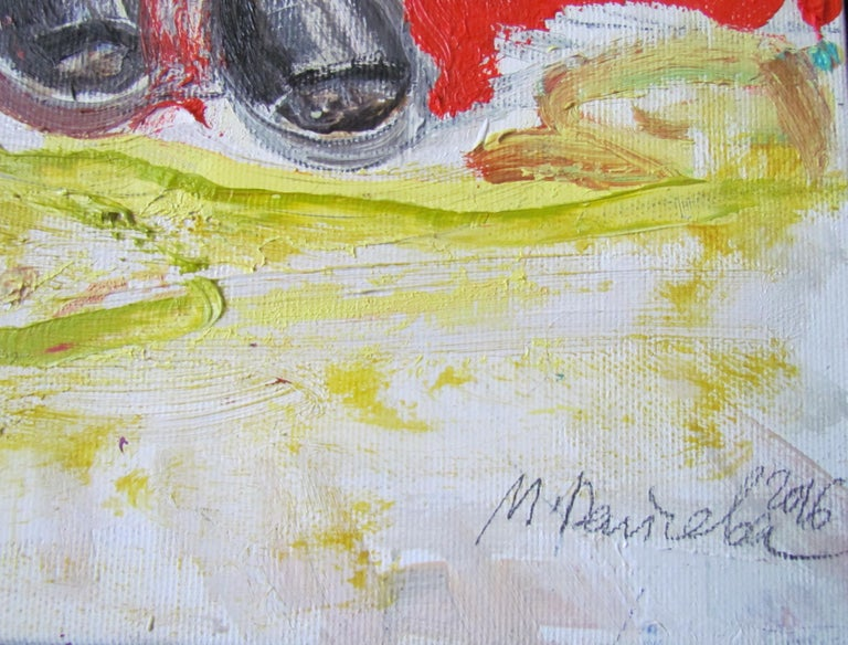 Friends - Painting by Maria Raycheva