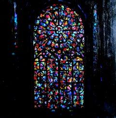 La Notre Dame De Paris Vitrage - Center
