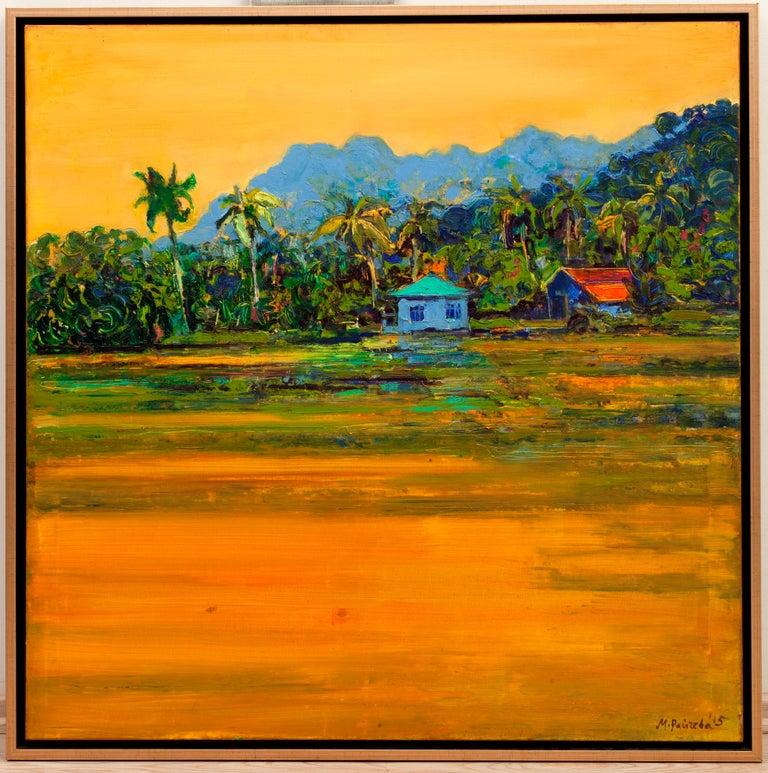 Malaysia - Painting by Maria Raycheva