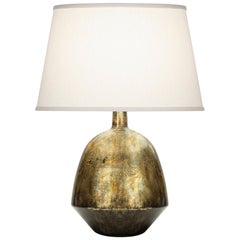 Maria Table Lamp in Gold by CuratedKravet