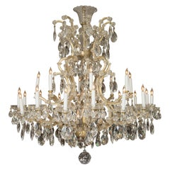 Maria Theresa Regal 24-Light Chandelier