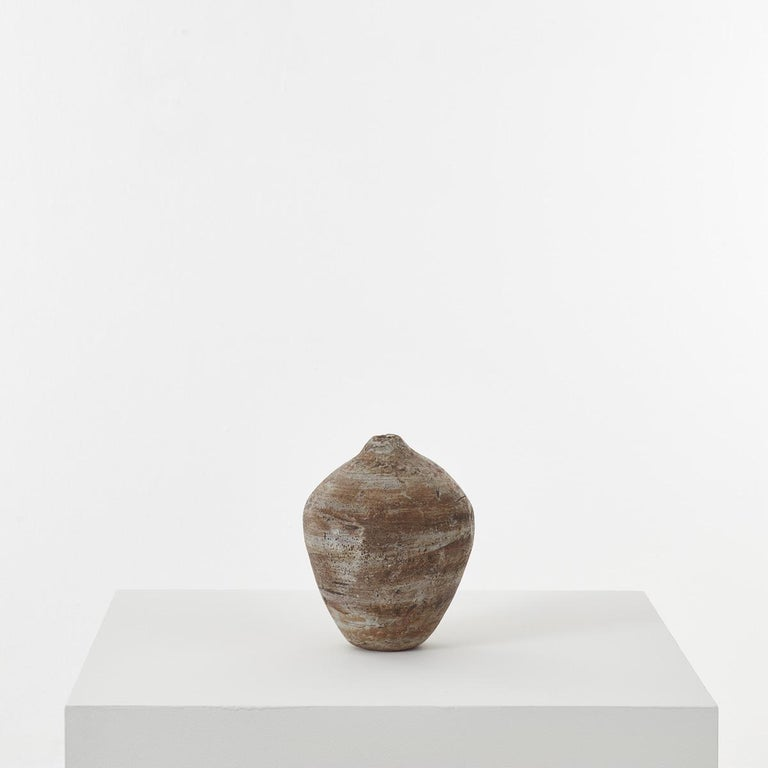 Maria Vlandi Ceramic Pitcher In Excellent Condition For Sale In London, GB