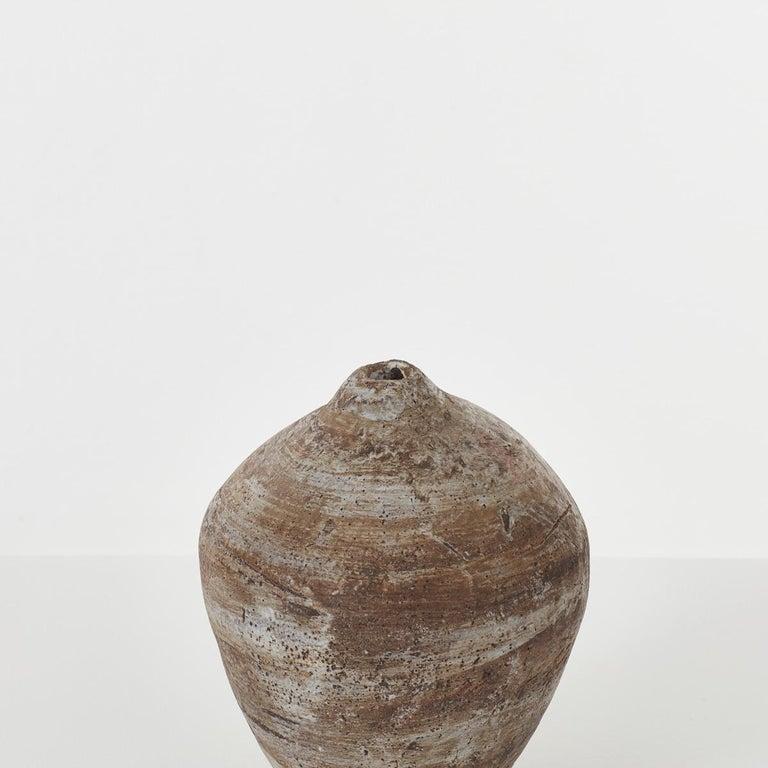 Contemporary Maria Vlandi Ceramic Pitcher For Sale