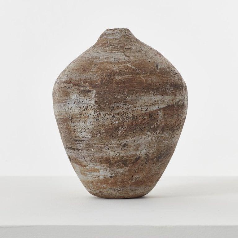 Maria Vlandi Ceramic Pitcher For Sale 1