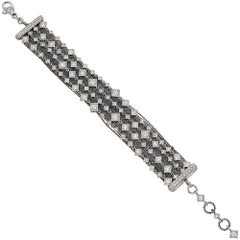 Mariani Italy Diamond Multi-Chain Bracelet