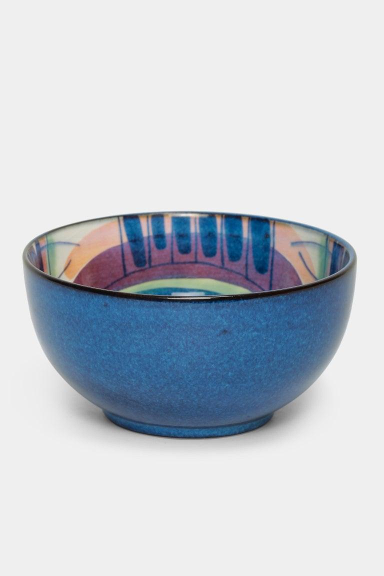 Mid-Century Modern Marianne Johnson Bowl Royal Copenhagen, 1960s For Sale