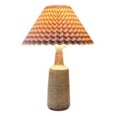 Marianne Starck Ceramic Table Lamp for Michael Andersen & Son, 1970s