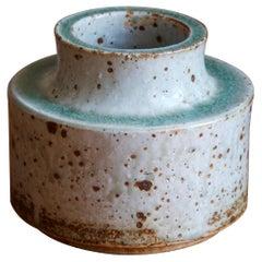 Marianne Westman, Vase, Glazed firesand, Rörstands, Sweden, 1950s
