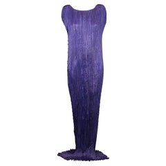 Mariano Fortuny  Amythest  Delphos Gown