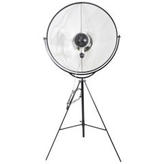 Mariano Fortuny for Palluco Italia, Photographer Lamp in Original Black