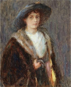Portrait of Nelly
