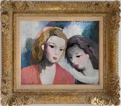 """Deux Femmes""  Two Women"
