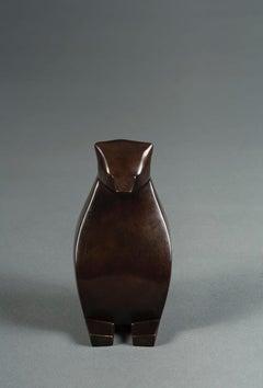 Junior, Bronze Animal Sculpture (Bear)