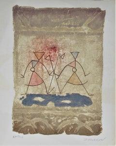 Trois Rythmes Egyptiens III