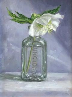 Marie Robinson, Sun Catcher, Original Still Life Painting, Affordable Art