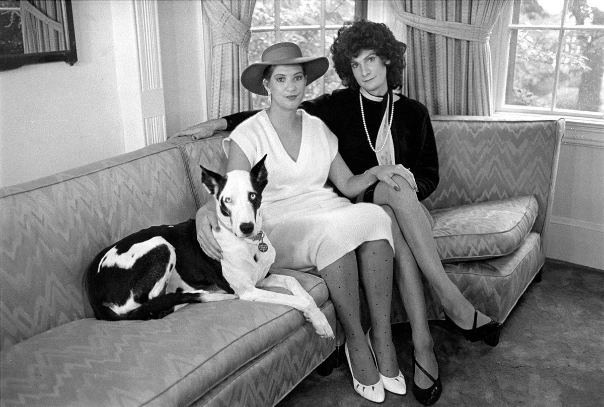 Beth and Her Husban, Rita, Boston, MA