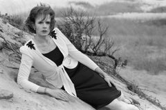 Jane Posing on the Dunes, Provincetown, MA