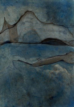 Landscape, Mixed Media on Canvas