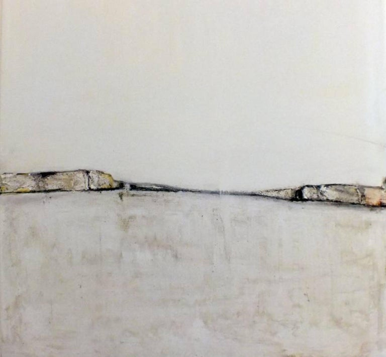 Landscape 11, Marilina Marchica, Minimalist Abstraction, Landscape, Graphic - Painting by Marilina Marchica