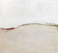 Landscape 17, Marilina Marchica, Minimalist Landscape, Abstract Mixed-media