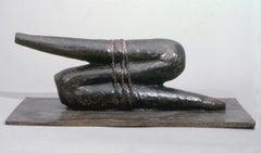 """""""Libido"""", a unique cast bronze, reflecting sensual excitement"""