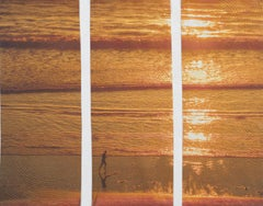Orange Sea, Mixed Media on Other