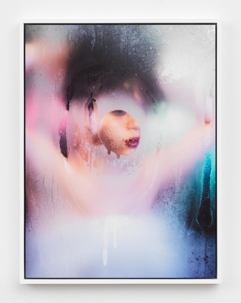 Marilyn Minter Figurative Photograph - Target