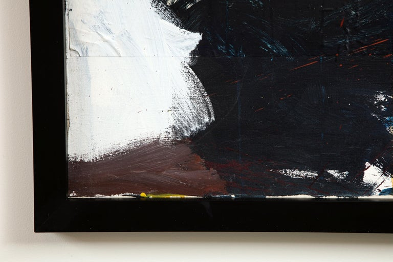 Acrylic Marilyn Monroe Abstract Painting, circa 1966 For Sale