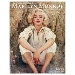 Marilyn Monroe Auction Catalogue by Darren Julien