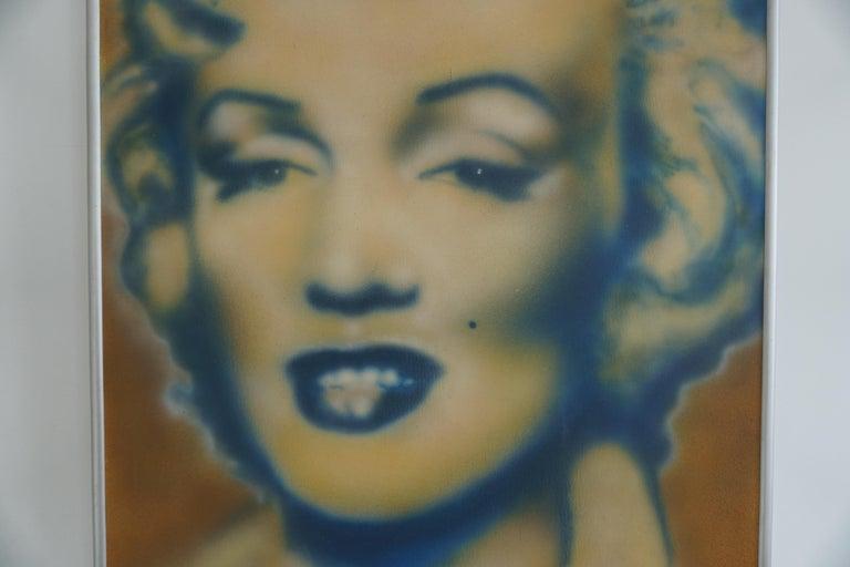 Marilyn Monroe by Ian Miller For Sale 2