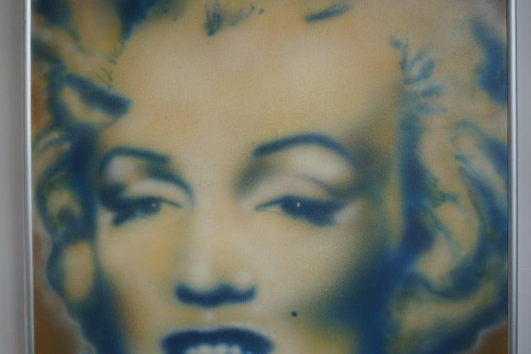 Marilyn Monroe by Ian Miller For Sale 3