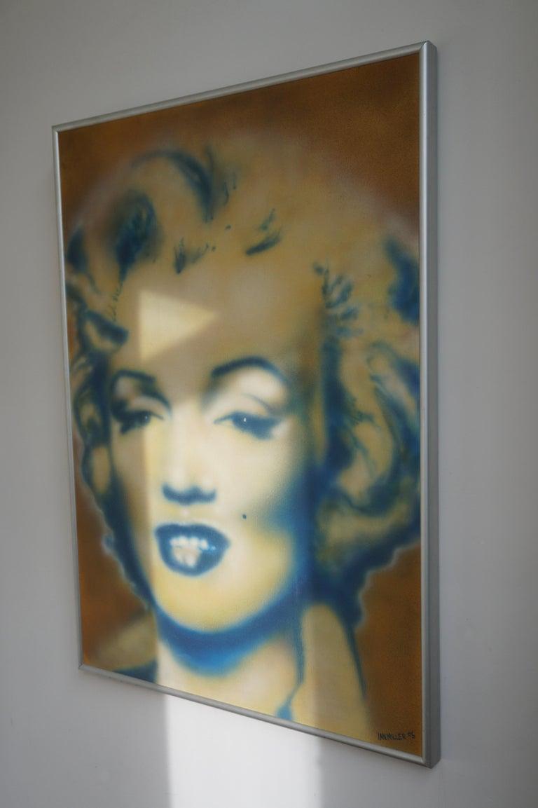 Hollywood Regency Marilyn Monroe by Ian Miller For Sale